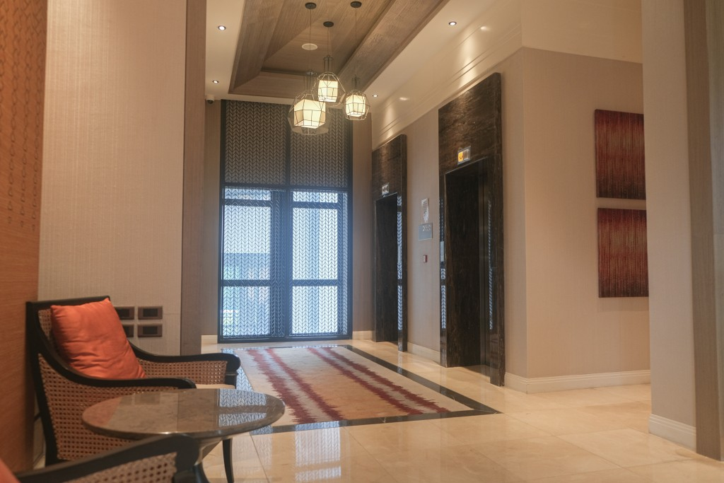 Dusit Thani Residence Davao - Elevator Hall