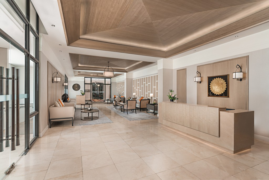 Dusit Thani Residence Davao - Lobby and Reception